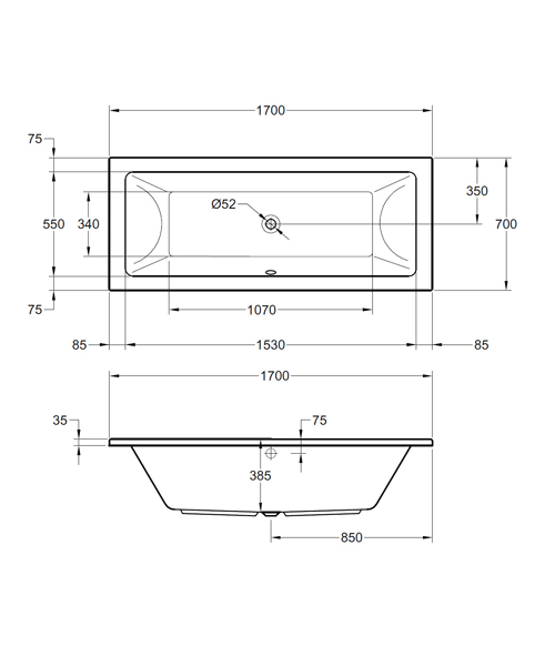 Technical drawing 60423 / SI805664