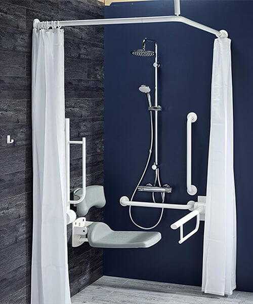 Armitage Shanks Doc M Shower Room Pack Exposed