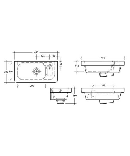 Technical drawing 52065 / EC7009