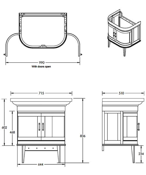 Technical drawing 31407 / XJ31100001
