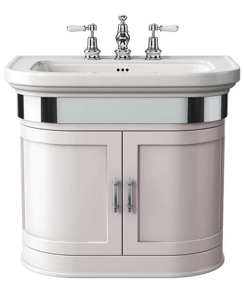 Imperial Carlyon Thurlestone 715mm Wall Hung Vanity Unit