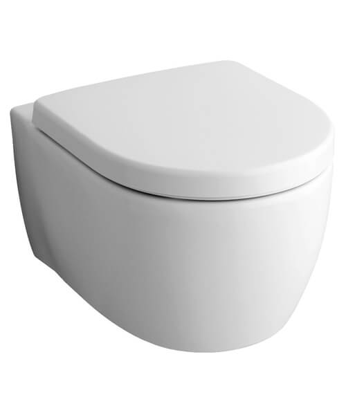 Geberit Icon Wall Hung Washdown WC Pan 355 x 530mm