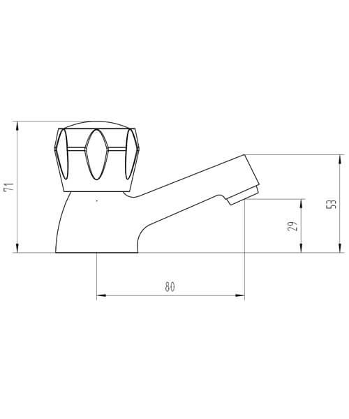 Technical drawing 62111 / BIQEN04