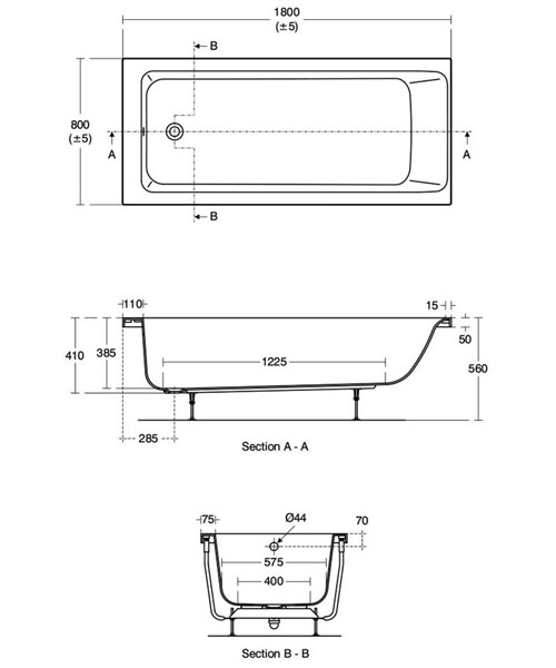 Technical drawing 59484 / E154201