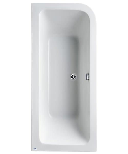 Ideal Standard Concept Asymmetric Idealform Plus Bath 1700 x 750mm