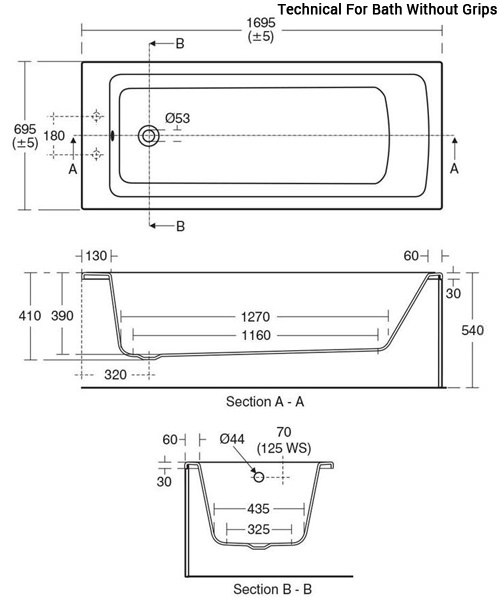 Technical drawing 59489 / E256501