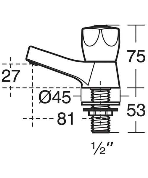Technical drawing 40269 / B0356AA