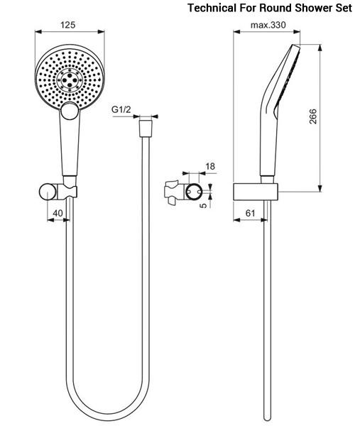 Technical drawing 59508 / B2459AA