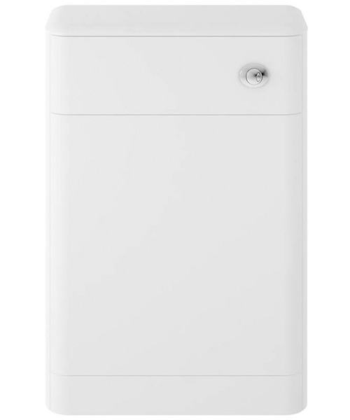 Hudson Reed Solar 550 x 200mm Back To Wall WC Unit