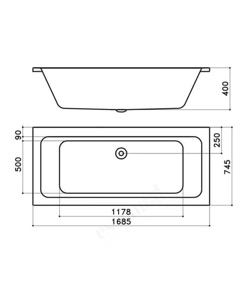 Technical drawing 52035 / EB517