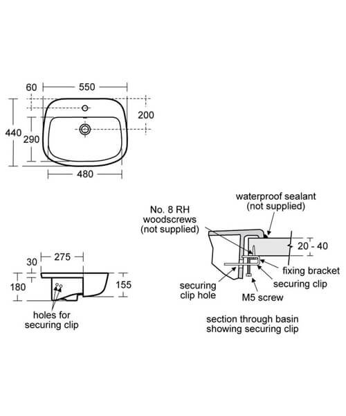 Technical drawing 58626 / E159401