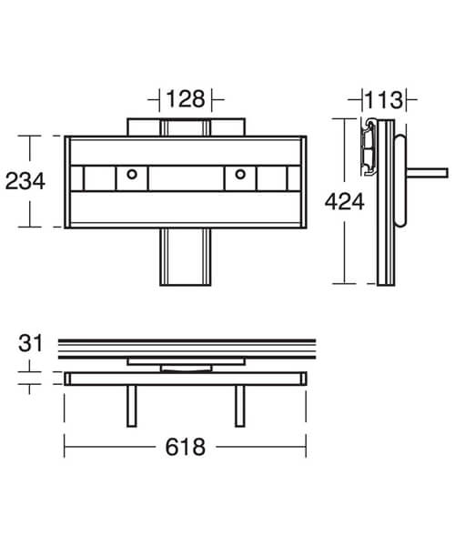 Technical drawing 58631 / S065367