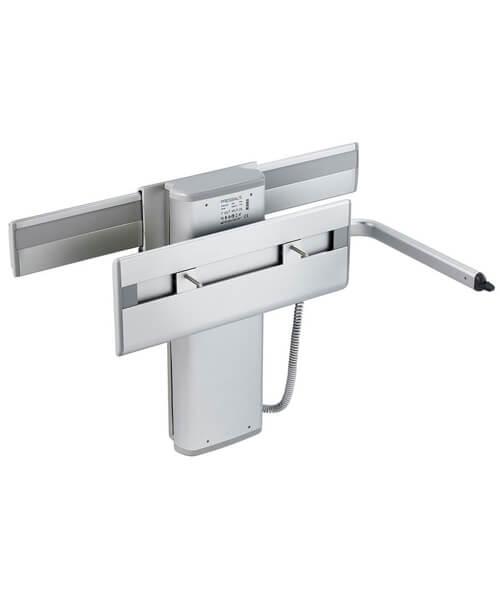 Additional image of Armitage Shanks Care Plus Electric Washbasin Bracket Vertical And Horizontal Adjustment