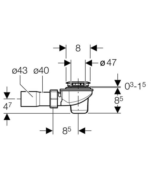 Technical drawing 29726 / 150.688.21.1