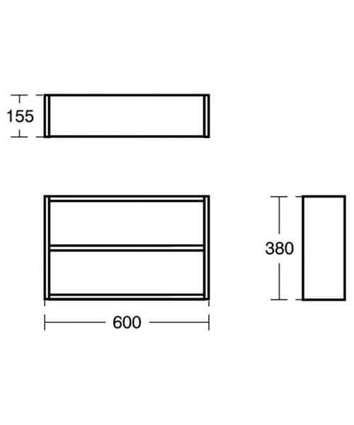 Technical drawing 58648 / E0374WG