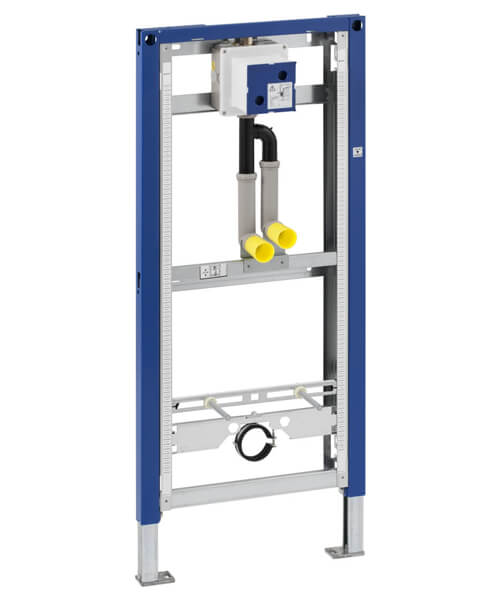 Geberit Duofix 500 x 1300mm Frame For Urinal With Pipe Interrupter