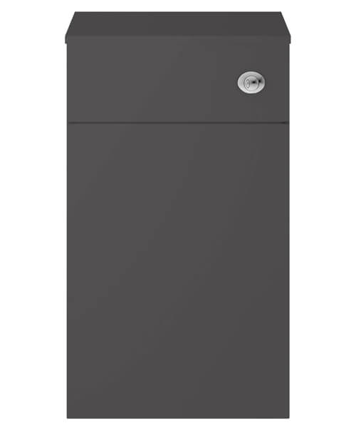 Alternate image of Nuie Premier Athena 500mm Floor Standing WC Cabinet
