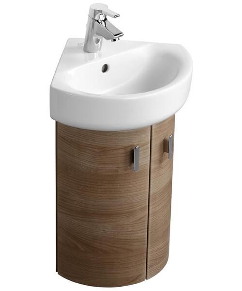 Alternate image of Ideal Standard Concept Arc 45cm Corner Handrinse Basin
