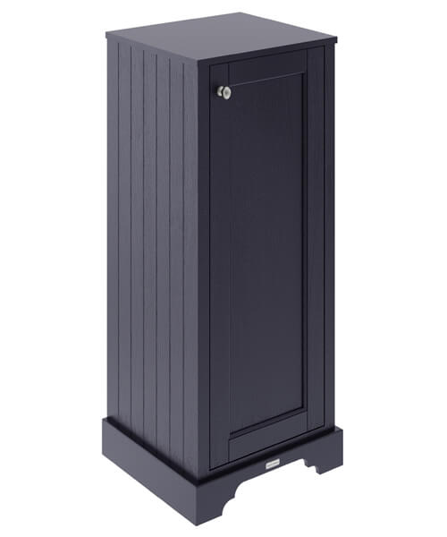 Old London 1180mm Twilight Blue Tall Boy Storage Unit