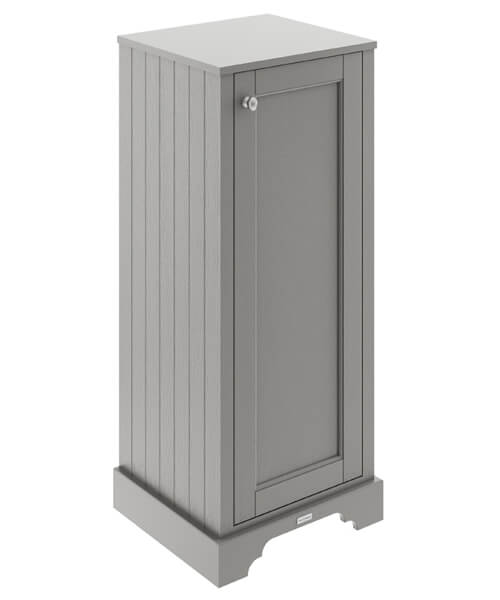 Additional image of Old London 1180mm Twilight Blue Tall Boy Storage Unit