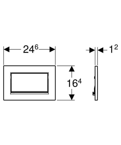 Technical drawing 61698 / 115.893.KJ.1