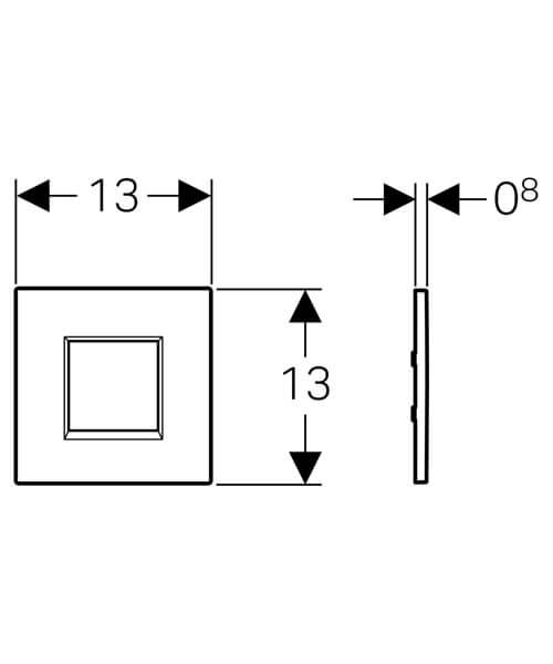 Technical drawing 61699 / 116.037.KJ.1