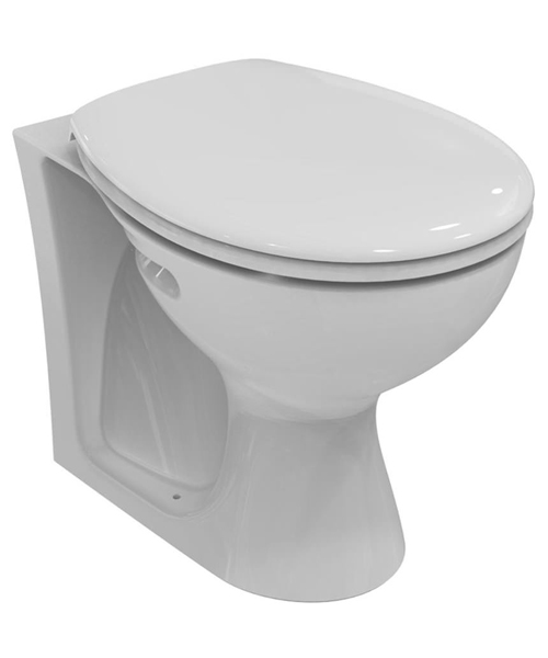 Armitage Shanks Sandringham 21 Back-To-Wall WC Pan 530mm