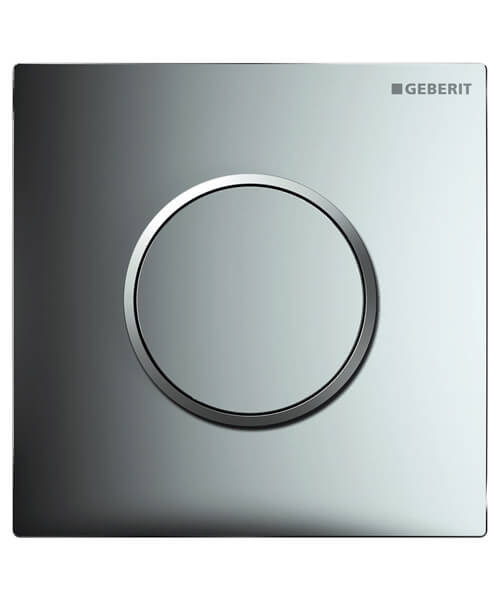 Additional image of Geberit Sigma10 Pneumatic Urinal Flush Control