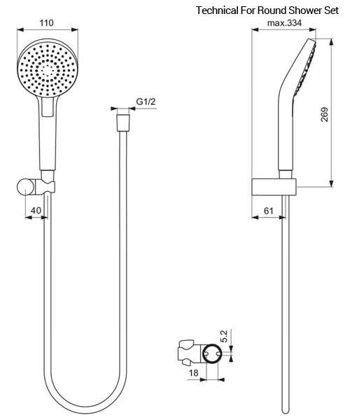 Technical drawing 58605 / B2404AA