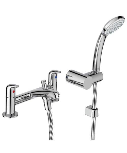 Ideal Standard Opus Dual Control Bath Shower Mixer Tap