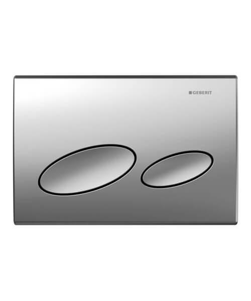 Additional image of Geberit Kappa20 Dual Flush Plate 213 x 142mm