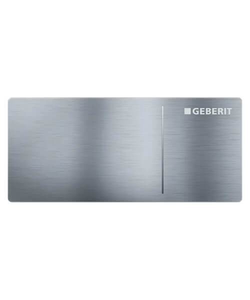 Geberit Omega70 Remote Dual Flush Actuation For Furniture Cistern