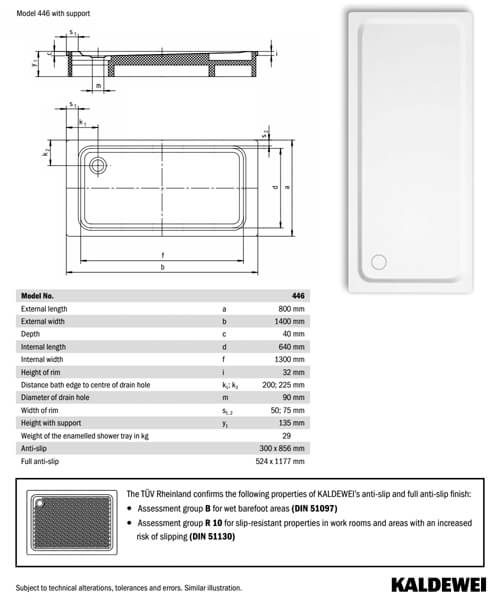 Technical drawing 53862 / 435300010001