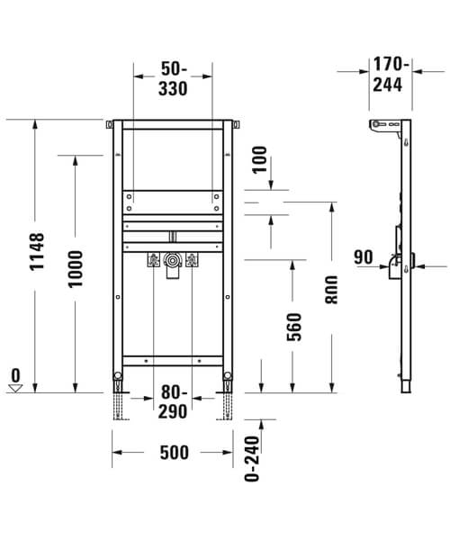 Technical drawing 59534 / WD2002000000