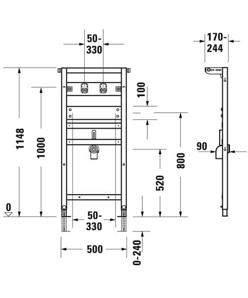 Technical drawing 59535 / WD2003000000