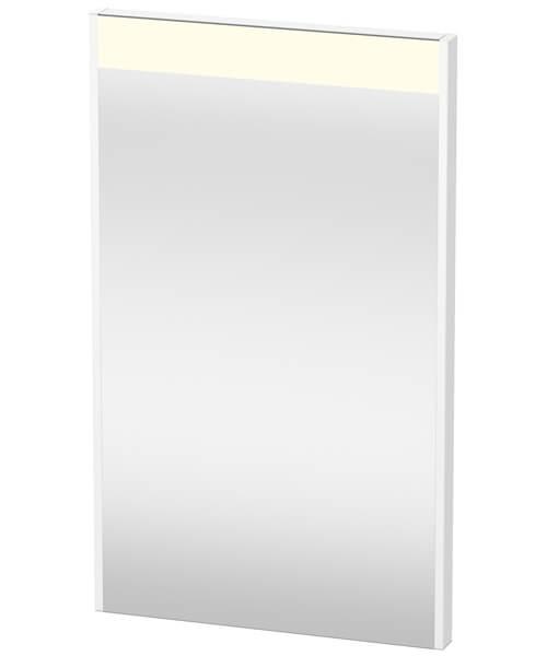 Duravit Brioso 420 x 700mm Mirror With Lighting