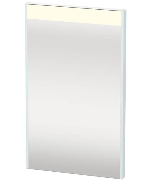 Additional image of Duravit Brioso 420 x 700mm Mirror With Lighting