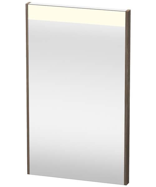 Alternate image of Duravit Brioso 420 x 700mm Mirror With Lighting