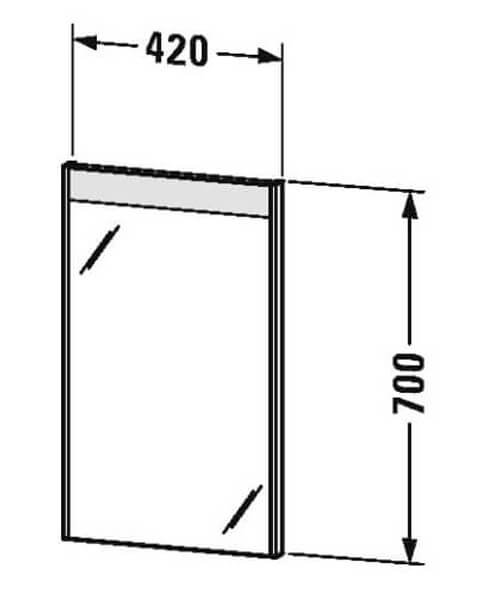 Technical drawing 62175 / BR700001818