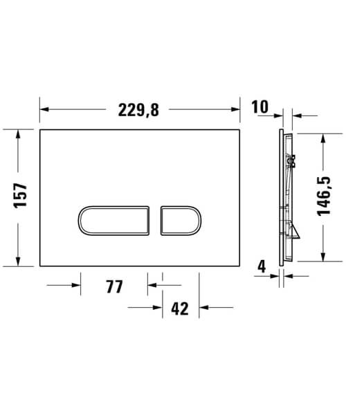 Technical drawing 59538 / WD5002012000