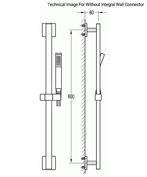 Technical drawing 19890 / BQSRK