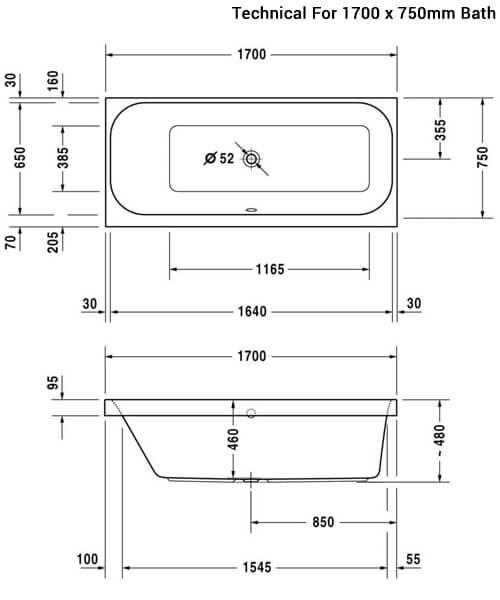 Technical drawing 27005 / 700321000000000