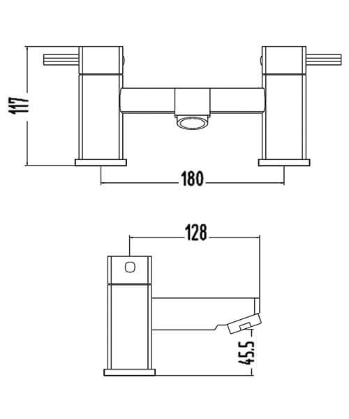 Technical drawing 21934 / TMU303