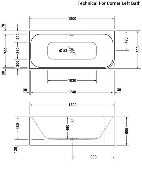 Technical drawing 27004 / 700316000000000