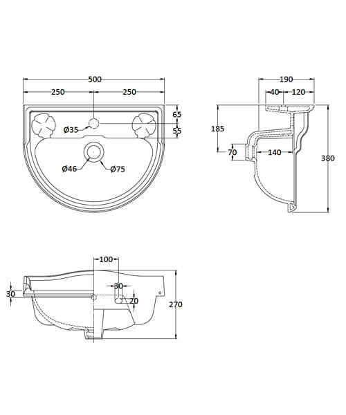 Technical drawing 20122 / NCA104