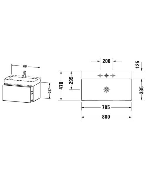 Technical drawing 41690 / XS406101818