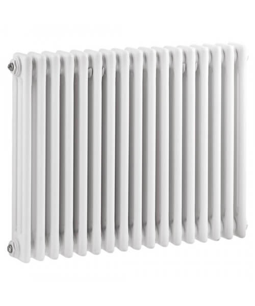 Additional image of Hudson Reed Colosseum 600mm High Traditional Triple Column Radiator