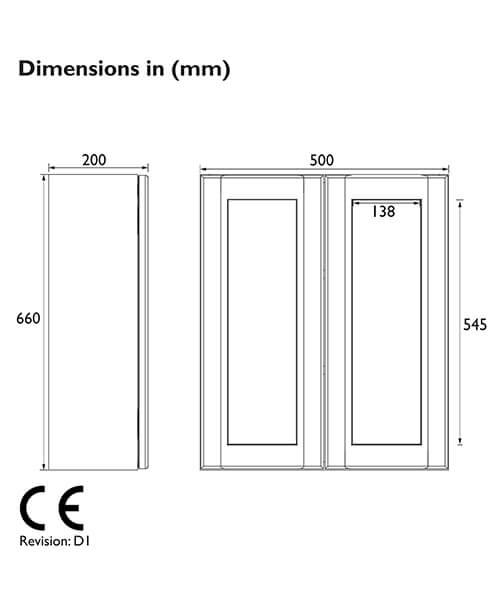 Technical drawing 60552 / FFDGRMWU500
