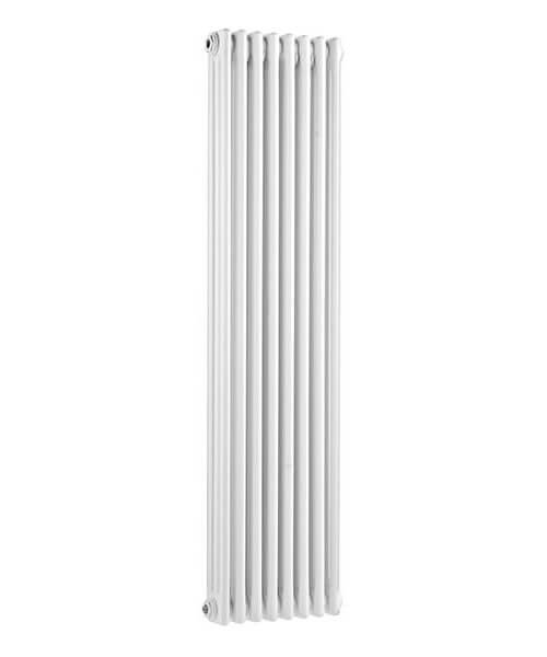 Additional image of Hudson Reed Colosseum 1500mm High Triple Column Traditional Radiator