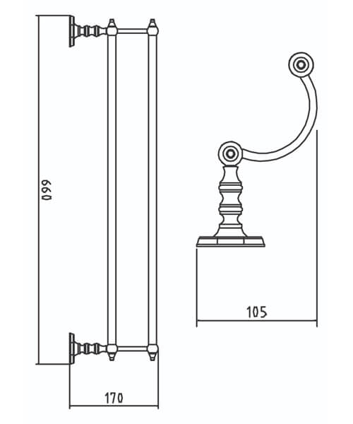 Technical drawing 53906 / LH307